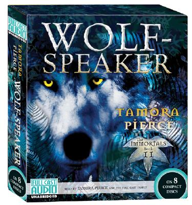 Image for Wolf-speaker: The Immortals: Book 2