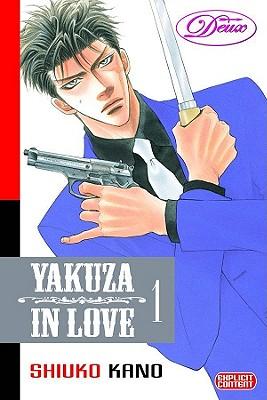 Yakuza In Love Volume 1 (Yaoi) (Deux), SHIUKO KANO