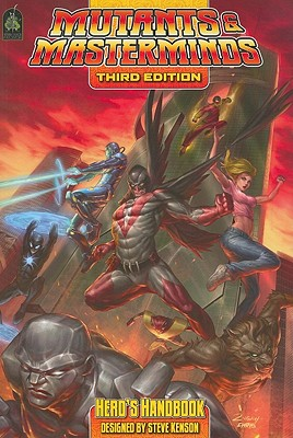 Mutants & Masterminds Heros Handbook, Kenson, Steve