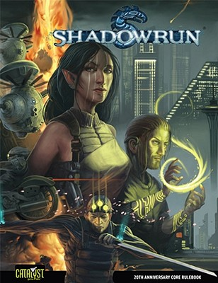 Image for Shadowrun 20th Anniversary Edition