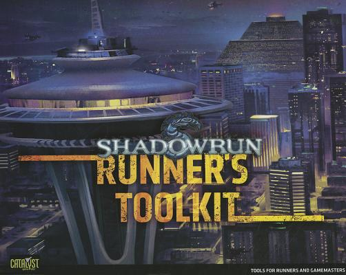 Image for Shadowrun Runners Toolkit