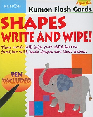 Image for Shapes Write and Wipe!