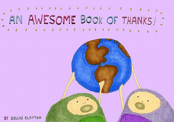 Image for An Awesome Book of Thanks!