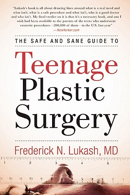 Image for SAFE AND SANE GUIDE TO TEENAGE PLAST