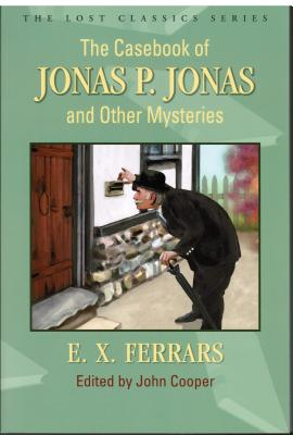 Image for The Casebook of Jonas P. Jonas and Other Mysteries