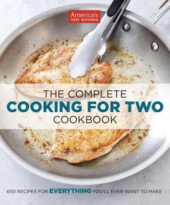 Image for COMPLETE COOKING FOR TWO COOKBOOK