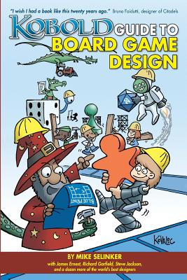 Image for Kobold Guide to Board Game Design