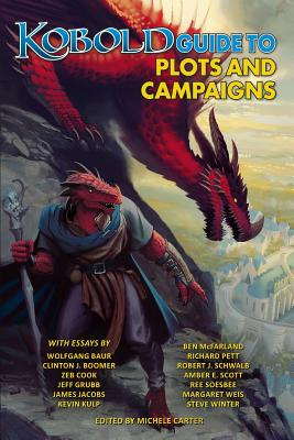Image for Kobold Guide to Plots & Campaigns (Kobold Guides) (Volume 6)
