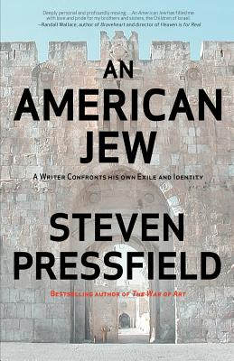 Image for American Jew: A Writer Confronts His Own Exile and Identity