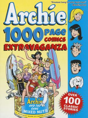Image for Archie 1000 Page Comics Extravaganza
