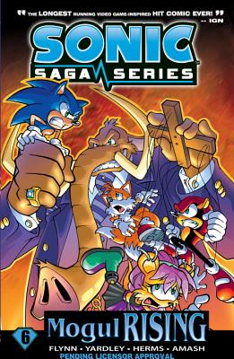 Image for Sonic Saga Series 6: Mogul Rising