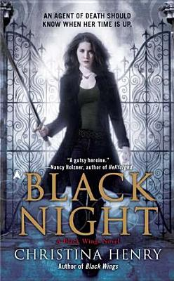 Image for Black Night (Black Wings)