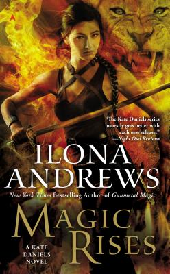 Image for Magic Rises: Kate Daniels Novel