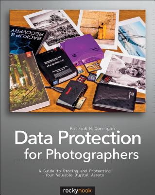 Image for Data Protection for Photographers: A Guide to Storing and Protecting Your Valuable Digital Assets