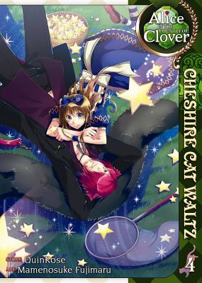 Image for Alice in the Country of Clover: Cheshire Cat Waltz, Vol. 4