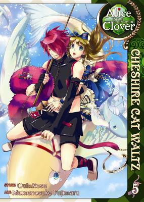 Image for Alice in the Country of Clover: Cheshire Cat Waltz Vol. 5