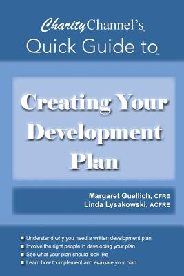 Image for CharityChannel's Quick Guide to Creating Your Development Plan