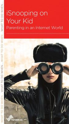 Image for iSnooping on Your Kid: Parenting in an Internet World