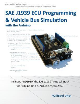 Image for SAE J1939 ECU Programming & Vehicle Bus Simulation with Arduino