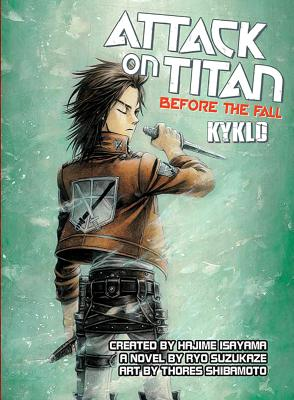 Attack on Titan: Kuklo Unbound, Suzukaze, Ryo