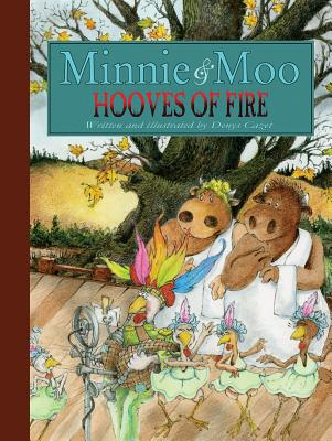 Image for Minnie and Moo: Hooves of Fire (Minnie & Moo)
