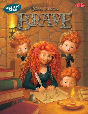 Image for Learn to Draw Disney Brave: Featuring favorite characters from the DisneyPixar film, including Merida and Angus (Learn to Draw Favorite Characters: Expanded Edition)