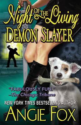 Image for Night of the Living Demon Slayer (Biker Witches Mystery) (Volume 7)