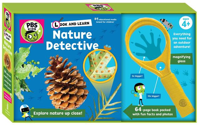 Image for LOOK AND LEARN NATURE DETECTIVE