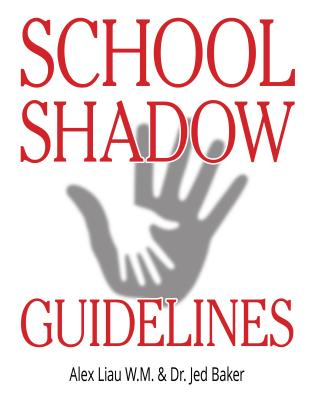Image for School Shadow Guidelines