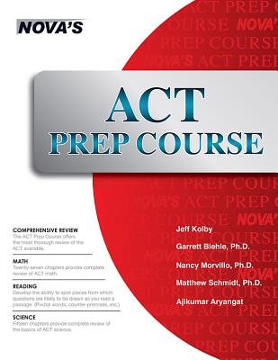 Image for ACT Prep Course: The Most Comprehensive ACT Book Available