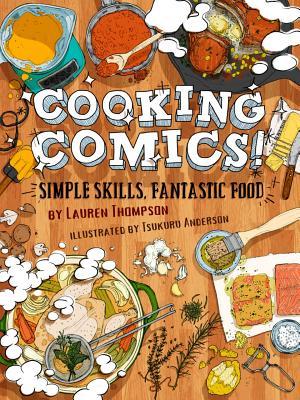 Image for COOKING COMICS!: Simple Skills, Fantastic Food