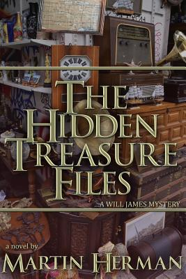Image for The Hidden Treasure Files: ...A Will James Mystery (Will James Mysteries) (Volume 2)