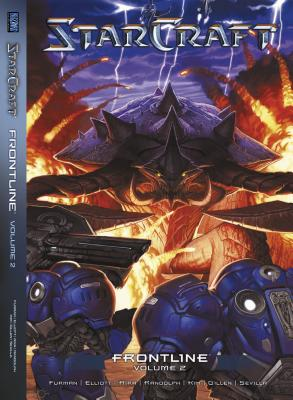 Image for StarCraft: Frontline Vol. 2 (Blizzard Manga)