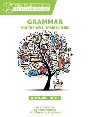 Image for Grammar for the Well-Trained Mind Core Instructor Text, Years 1-4