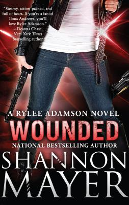 Image for Wounded: A Rylee Adamson Novel, Book 8