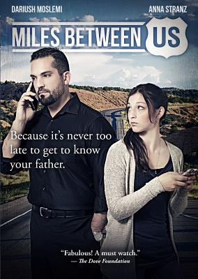 Image for DVD- Miles Between Us