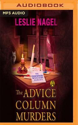 Image for The Advice Column Murders (Oakwood Mysteries)