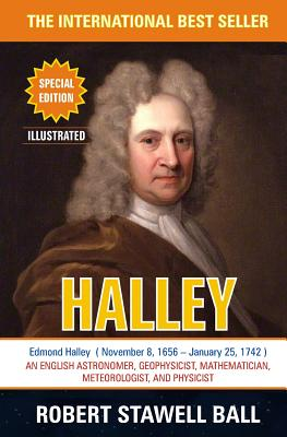 Image for Edmond Halley: Great Astronomers