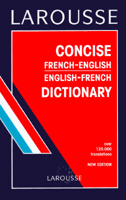 Image for Larousse Concise French-English, English-French Dictionary