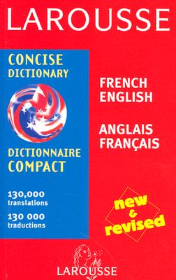 Image for Larousse Concise Dictionary: French-English/English-French (French Edition)