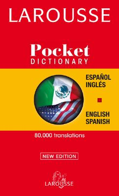 Image for Larousse Pocket Spanish-English/English-Spanish Dictionary