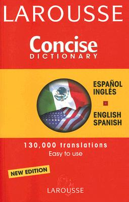 Image for Concise Dictionary English Spanish