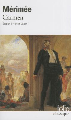 Carmen Merimee (Folio (Gallimard)) (French Edition), Prosper Merimee