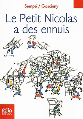 Image for Petit Nicolas a des ennuis (Adventures of Petit Nicolas) (French Edition)