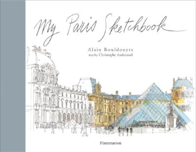 Image for My Paris Sketchbook