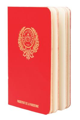 Parisian Chic Passport (red), de la Fressange, Ines