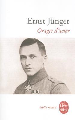 Image for Orages d'acier (Biblio Roman) (French Edition)