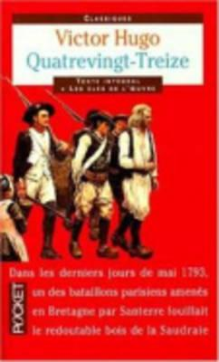 Image for Quatrevingt-Treize (Pocket Classics) (French Edition)