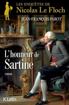 Les enquêtes de Nicolas Le Floch, Tome, Parot, Jean-François