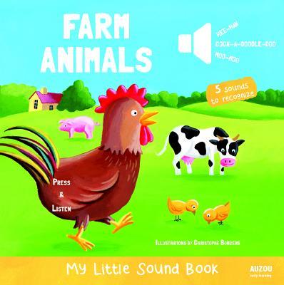Farm Animals - My Little Sound Book (My Little Sound Books)